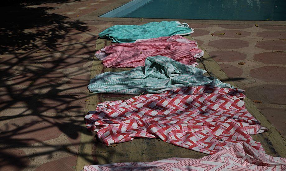 Laura drying920